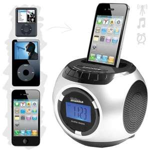 3-in-1 iPod dock / Clock / Radio £9.97 or £8.77 with code @ Dealtastic