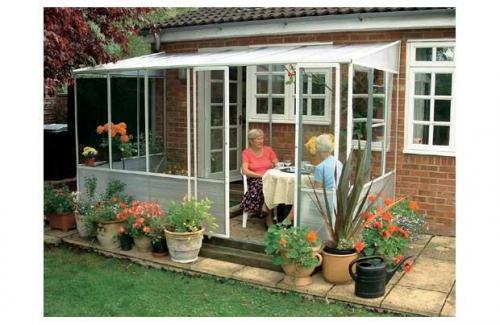 8 x 6 Garden Room Just £204.25 (£8.95 Delivery) @ Argos