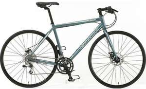 Carrera Gryphon Disc Spec Performance Hybrid Bike Large 08 - £244.99 with Codes @ Halfords