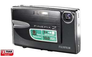 Fujifilm Finepix Z20 10Mp Compact Camera £39 from Lidl 6th June