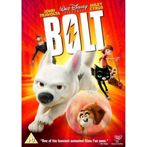 disneys Bolt dvd  £6.08 del @ Argos Ebay outlet