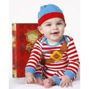Playama Baby Pyjamas Boy's Pirate Play Set  Size 50-56, 0-3 Months £2.91 @ Amazon