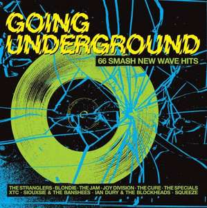 Going Underground - 66 Smash New Wave hits - £8.99 @ Play