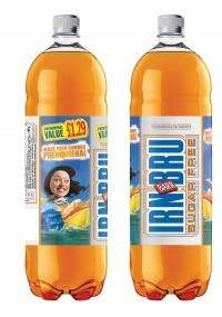 Irn Bru 2ltr - 2 for £2!! @ The Co-Operative