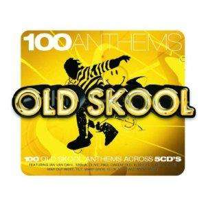 100 Anthems - Old Skool (5 CD) - £3 Delivered @ eBay Tesco Outlet