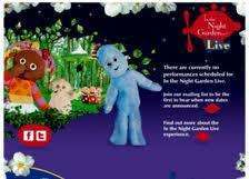 Half price in the night garden tickets - manchester £6.25