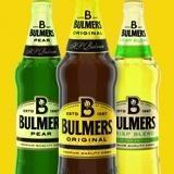 Bulmers Original / Pear Cider 568ml £1 @ CoOp