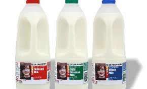 4 pints of Milk £1.00 @ Iceland