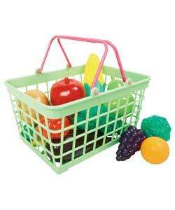 Chad Valley 20 Piece Fruit and Veg Basket - Now £2.99 @ Argos