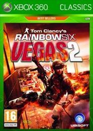Tom Clancy's Rainbow Six Vegas 2 Classic (preowned) xbox 360 - £3 @ Cash Express