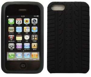 LUPO iPod Touch Tyre Tread Case (2g -3G) just 50p @ Amazon