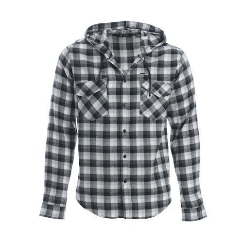 Atticus Men's Bobcat Hooded Shirt £9.99 from Play.com