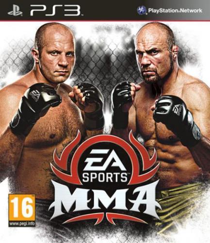 MMA: Mixed Martial Arts (PS3 / Xbox 360) - £4.85 @ Zavvi