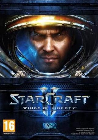 Starcraft II (2) Wings of Liberty - New Retail £18 - Asda Instore