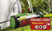Hand Push Lawnmower @ Lidl - £36.99