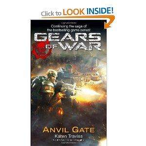 Gears of War: Anvil Gate (Book) £4.99 @ Amazon