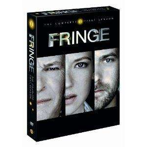 Fringe: Season 1 Box Set (7 Disc DVD Boxset) only £9.59* delivered @ Play