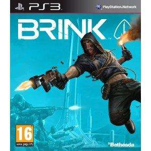 Brink PS3  £21.99 @ Amazon