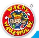 """6 trips to Wacky Warehouse for £10, usually £21! Valid till 31st August 2011 """"Kidz Summer Club"""""""