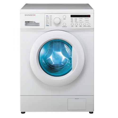 Daewoo DWDG1441 8kg 1400 Spin Direct Drive Washing Machine total £180 @ Makro
