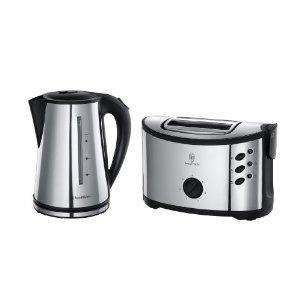 Russell Hobbs 14816 Regent Kettle and Toaster Twin Pack - £35.24 (inc del) @ Amazon (was £79.99)