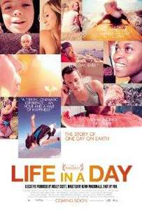 Life In A Day. Preview tickets for Sunday 12th June @ 10:30am @ Vue