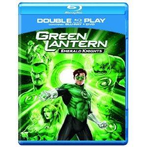 Green Lantern: Emerald Knight - Animated [Blu-ray] £7.99 @Amazon.co.uk