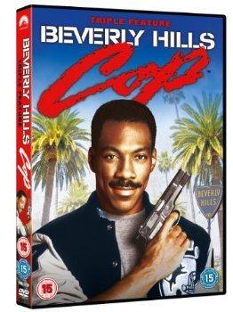 Beverly Hills Cop Trilogy [3 DVD Boxset] £3.99 delivered @ HMV