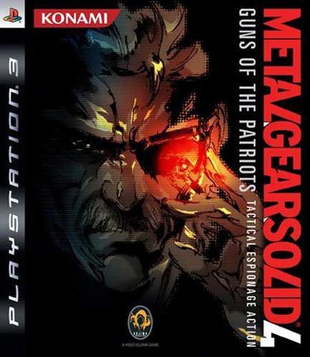 Metal Gear Solid 4 PREOWNED - £3.99 @ Argos