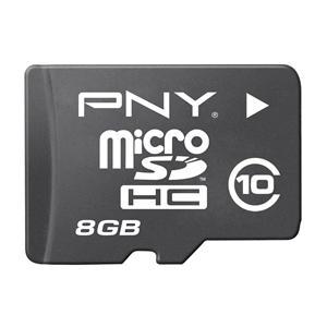 PNY 8GB Micro SD Memory Card / Class 10 - £10.49 @ Play