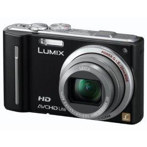 Panasonic TZ10 Camera Black - £179 @ Amazon