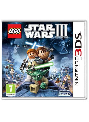 Lego Star Wars III: The Clone Wars (Nintendo 3DS) £14.99 @ GAME