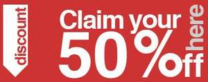 50% Off National Express Coaches!