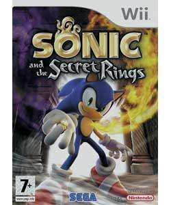Pre-owned: Sonic and the Secret Rings - Wii £1.99 @ Argos (Reserve & Collect)