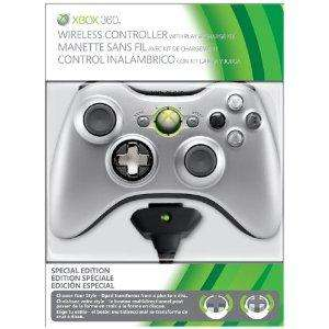 special edition Xbox 360 Wireless Controller with Play and Charge Kit £29.90 delivered @ amazon