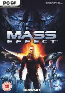Mass Effect 1 on PC only £4.99 at Game Online & Instore if you can find it.