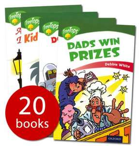 Oxford Reading Tree TreeTops Collection (20 books) £16.95 @ The Book People