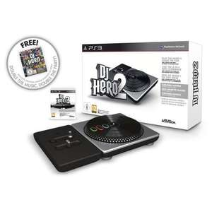 DJ Hero 2 (with Turntable Controller & DJ Hero 1) PS3 - £12.99 Delivered - Gamplay
