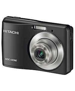 Only £34.99. Hitachi  14MP Digital Camera - Black.Refurbished but with a 12 Month Argos Warranty. Delivery is free. @ Argos ebay Outlet