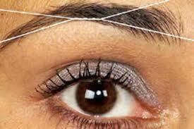 eye brow threading £5 @ superdrug.liverpool parker street
