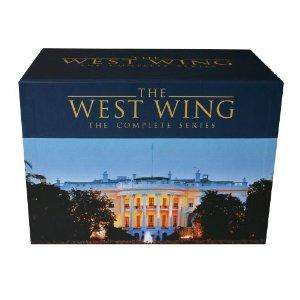West Wing Complete 1-7 £9.99 + £1.26delivery @Amazon (IWANTONEOFTHOSE)