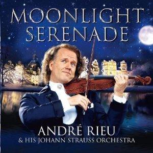 Andre Rieu Moonlight Serenade CD + DVD £4.99 @ Amazon
