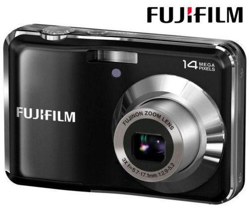Fuji FinePix AV150 14 MP Digital Camera - £39.99 @ Bluethirteen Outlet eBay