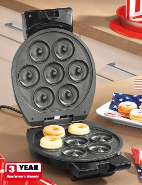 Doughnut Maker £9.99 @ Lidl from Monday