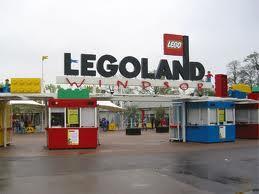 1 Adult + 1 Child - £15 @ Legoland