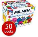 Mr. Men The complete collection (50 books) £27 @ The Book People