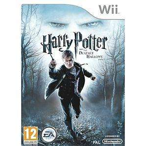 Harry Potter And The Deathly Hallows Part 1 - Wii just £4.99 delivered at Asda Direct