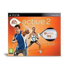 EA Sports Active 2 - Ps3 / Xbox 360 Now £12.94 delivered at Asda Direct
