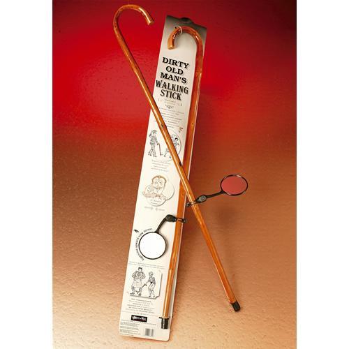 Dirty Old Mans Walking Stick - £8.95 @ Boysstuff