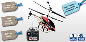 ALDI - G-Bladez Max indoor & outdoor RC helicopter -£39.99  INSTORE from 12th June